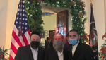Yidden Celebrate Chanukah One Day Early at the White House at Annual Reception