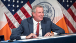 Mayor Bill de Blasio Prosecutes NYC Court System for Not Re-starting Trials Full Strength, Not Protecting the Public