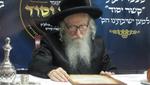 Mesibah for Yeshivas Serdaheli at the Home of the Serdaheli Rebbe