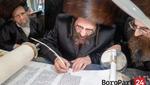 Hachnusas Seifer Torah to Ostila Shul in Boro Park