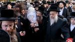 Hachnusas Seifer Torah to the Bobov-45 Shul in Boro Park