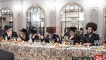 Bar Mitzvah for grandson of the Skulen Rebbe
