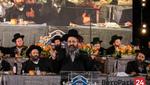 Dinner Celebrating Massive New Talmud Torah Building Leaves Gerer Chassidim Inspired