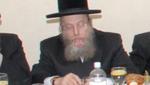 """BDE: Rav Chaim Yitzchok Eizik Teitelbaum, zt""""l, Slatfina Rov."""