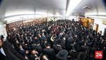 "PHOTO GALLERY: Thousands Attend Levaya for Rav Yechezkel Roth zt""l. - Part 1"