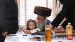 Upsherin for Grandson of the Serdaheli Rebbe