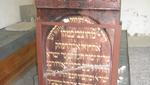 Living Legacy: The First Liska Rebbe, Ach Pri Tevuah