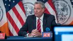 Mayor De Blasio Announces Furloughs for Himself and Hundreds of Other City Officials