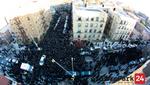 "PHOTO GALLERY: Thousands Attend Levaya for Rav Yechezkel Roth zt""l. - Part 2"