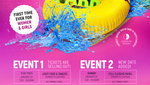 75% SOLD OUT! THIS MOTZEI SHABBOS & SUNDAY DreamWorks Water Park for Women & Girls.