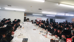 Dinev Rebbe in Camp Shar Yisucher Dinev