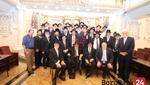 """Fulfilling the Divine Will"" - Rabbinic Guidance, Teshuva, Hate Crimes, Yeshiva Funding and More on the Front Burner at Igud HaRabbanim's 33rd Annual Chai Elul Siyum HaShas"