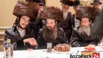 Wedding in the Courts of Boston and Kapichnitz