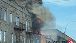 FDNY Extinguish Blaze Next Door to Amnishover Shul