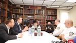 NYPD Chief Frank Vega, Staten Island Borough Commander Discuss Community Security Needs