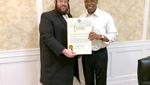Democratic NYC Mayoral Nominee Eric Adams Honors Prominent Askan Rabbi Joel Friedman for Donating an Ambulance to Catskills Hatzlolah