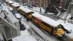 Emergency Management Commissioner: Stay off the Roads Tomorrow, Work from Home