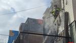 Elderly Couple Injured in Residential Fire on 43rd Street