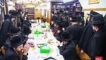 "Yurtzeit Of Reb David Of Lelov Zy""u By The Lelov Rebbe"