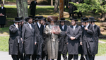 Vach Nacht and Bris for Great-Grandson of the Satmar Rebbe in Machne Divrei Yoel Satmar in Swan Lake