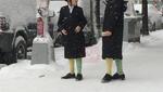 Memory Lane: When Snow Blanketed Boro Park on Purim