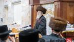 Tenka Rov at the Pesichas Hazman Derusha for the Tenka Bucherim