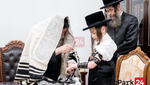 Bar Mitzvah in Courts of Radvil Boro Park and Chernobile