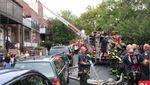 Fire on 51 Street; Hatzolah Rescues Children