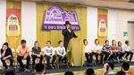Mesibas Hakoros Hatov for the Young Volunteers in Boro Park who collected Tzedukah for Mosdos Shomrei Hahcomas Tzdukas Rabbi Meir Bal Hanes during the Summer weeks