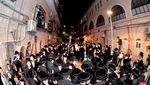 Chanikas Habeyis for the Beis Medrash Chasidim in Batei Ungarin by Mosdos Shomrei Hachomas – Tzedukas Rabbi Meir Bal Hanes in Yerishulayim